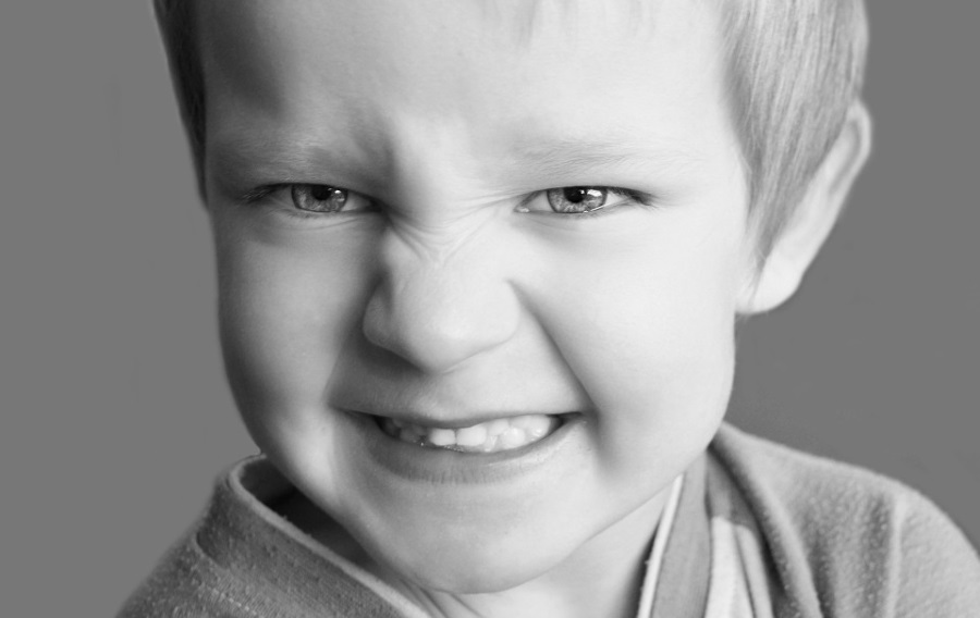 Bruxismo nei bambini